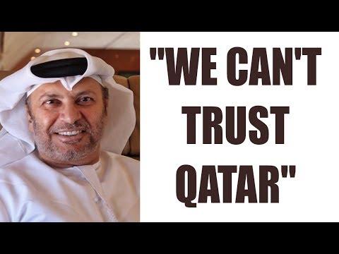 Qatar issue : UAE demands monitoring of Qatar by western  friends | Oneindia News