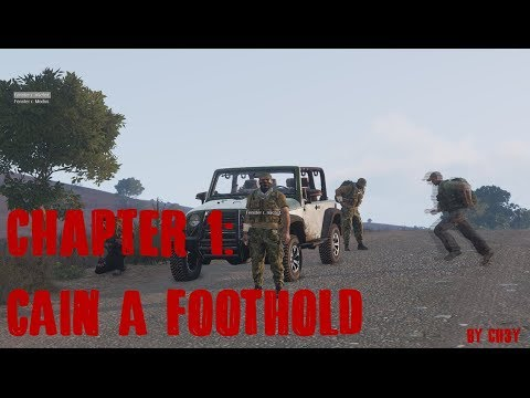 Arma 3 - Nato Task Force - Co22 [AFR] Chapter I: Gain a Foothold -Redux-