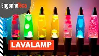 Vamos fazer uma LAVALAMP | Atividade para fazer com as crianças!