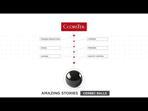 Cerbec Balls -  Amazing Story