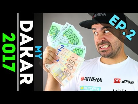 My Dakar 2017 | HOW MUCH DOES IT COST? | GoPro Webseries