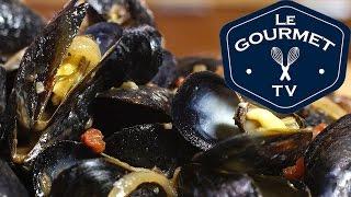 Mussels in tomato sauce Recipe - LeGourmetTV