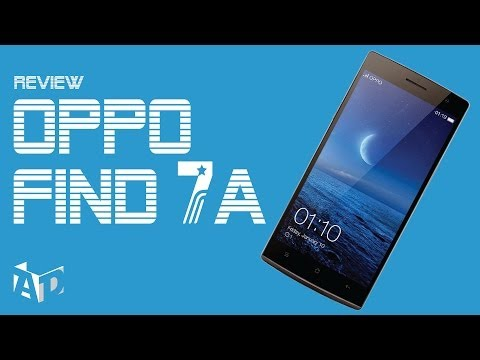 Appdisqus Review : รีวิว OPPO Find 7a (เครื่องไทย)