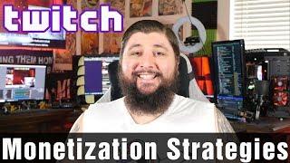 Making Money on Twitch – Monetization Strategies ✔️