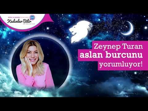 Zeynep Turandan Kasim Ayi Aslan Burcu Yorumu