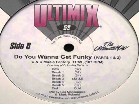 C & C Music Factory   Do You Wanna Get  Funky Ultimix