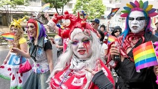 Tokyo Rainbow Pride Parade 2016