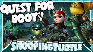 Ratchet and Clank Future: Quest for Booty - Snooping Turtle