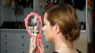 Julia Petit Passo a Passo Camilla Belle cabelo