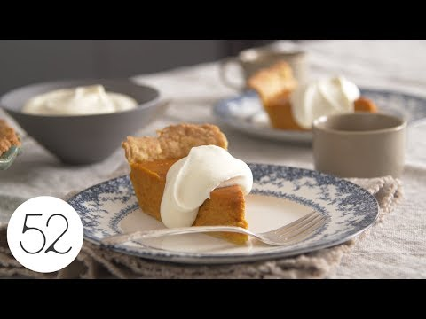 Meta Given's Pumpkin Pie Recipe on Food52