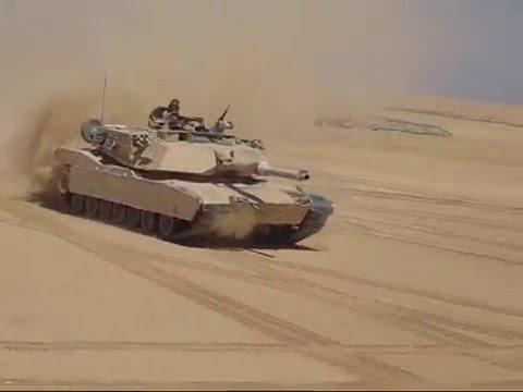 Tanks in Iraq 2005, 3rd plt video