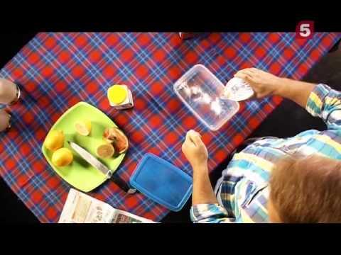 Как избавиться от запаха в пластиковом контейнере: Проще простого!