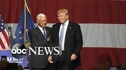 Trump Picks Mike Pence as Vice President