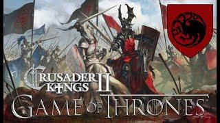 Crusader Kings II Game of Thrones - Blackfyre Rebellion #1 - Marriage Alliances