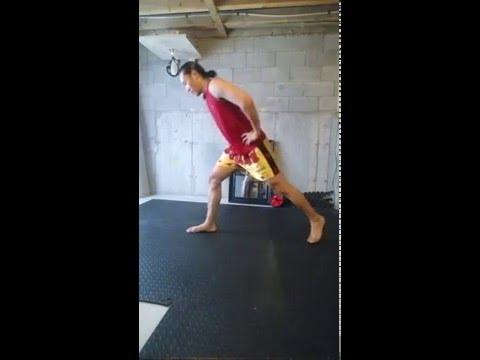 LEGS WORKOUT Bodyweight  - Century Club Challenge
