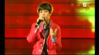 Damiano Mazzone canta