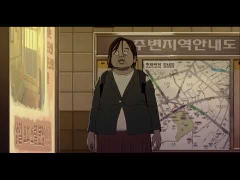 Seoul Station clip - Train to Busan animated prequel