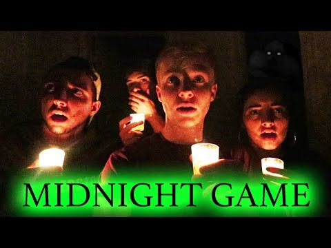 THE MIDNIGHT GAME // 3 AM CHALLENGE (paranormal)