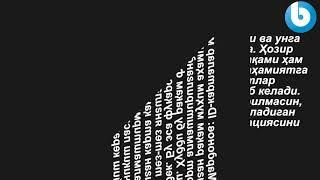 36 22 01 2018 Шавкат Мирзиёев Муҳим Хабарлар! Ўзбекистон Янгиликлар Хамма Курсин! Автобус Муҳожир