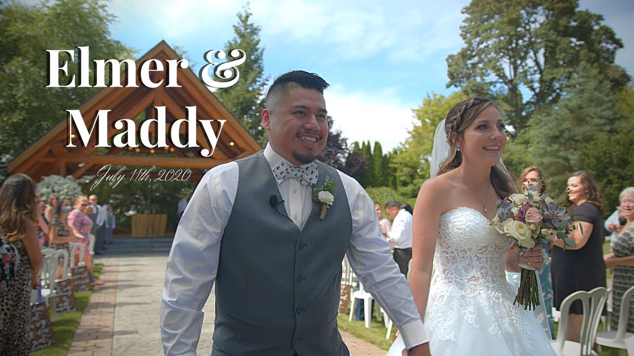 Elmer & Maddy | Beautiful Summer Wedding | BMPCC6K