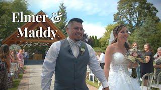 Elmer & Maddy | Beautiful Summer Wedding