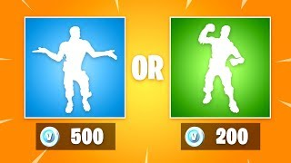 *NEW* Emotes! LIVING LARGE or GO! GO! GO!? Fortnite Battle Royale Daily Items Update