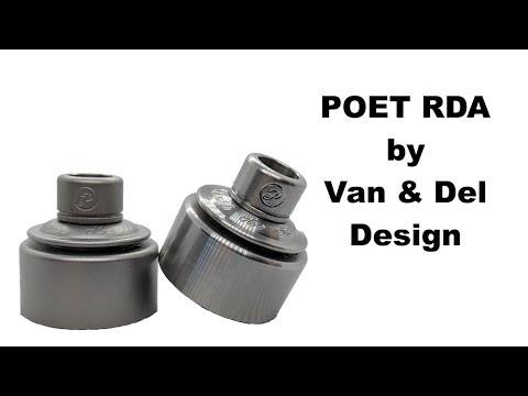 The Poet RDA by Van & Del Design