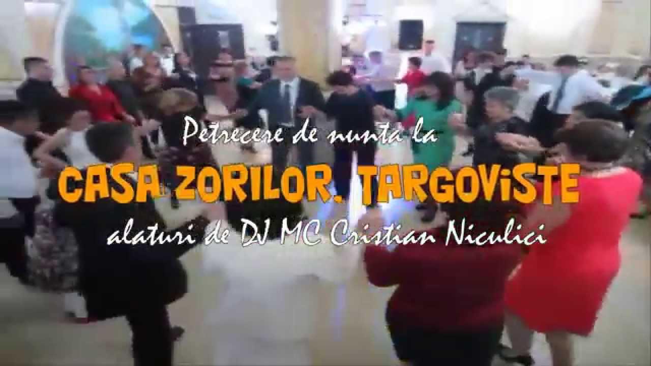 Nunta Cu Dj Cristian Niculici La Restaurant Casa Zorilor Targoviste