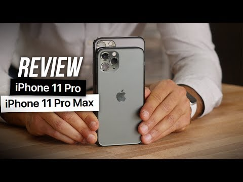 Apple iPhone 11 Pro & 11 Pro Max Review