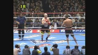 K-1 WORLD GP IN FUKUOKA 2001.10.8 マリンメッセ福岡.