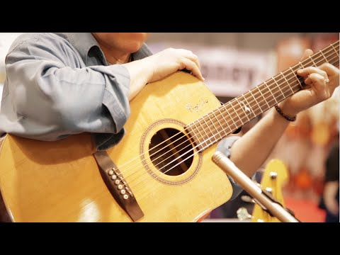 NAMM 2016: Peppino D'Agostino Live At The Dunlop Booth (Part 1)