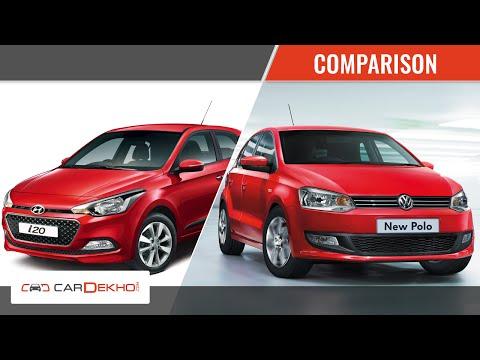 Hyundai Elite i20 Vs VW Polo | Comparison Story | CarDekho.com