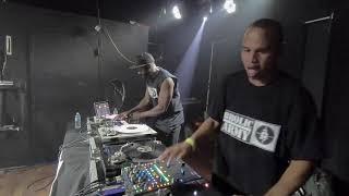 Mista Sinista & Rob Swift (X-Ecutioners) at Voltage Lounge