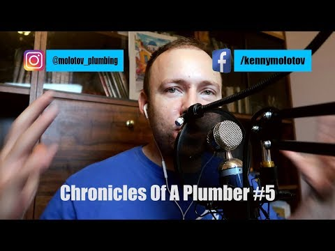 Chronicles Of A Plumber #5 | Plumbing Podcast # 5 | Plumbing Youtuber