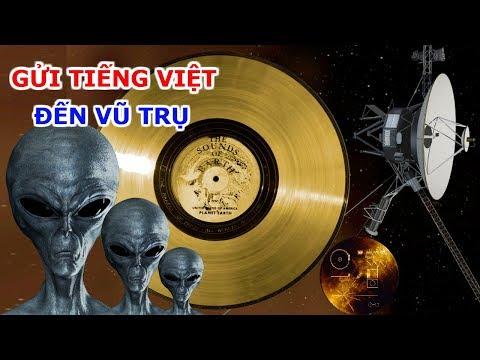 Đĩa Vàng Tàu Voyager - Sứ Giả Mang Thông Điệp Nhân Loại Đến Vũ Trụ