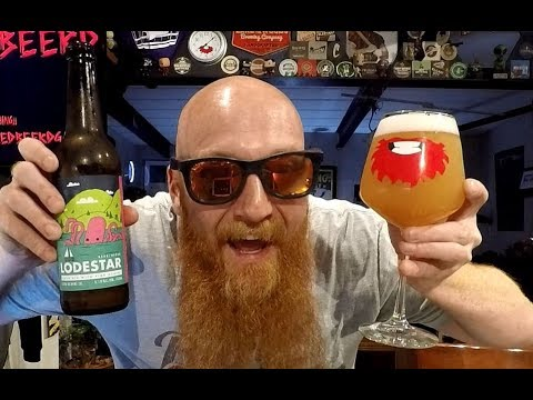 [Beer Review #937] Elora Brewing Lodestar Sour Beer With Pink Guava