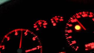 audi a4 b5 2 8 quattro 193km lpg przyspieszenie acceleration 0 100km h