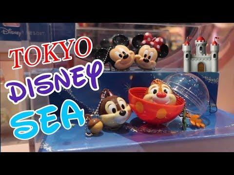 TOKYO DISNEY SEA 2018