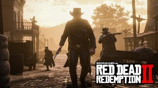 Red Dead Redemption 2:官方遊戲內容影片