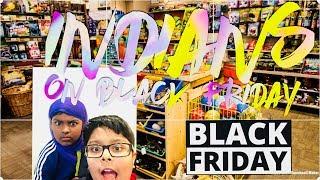 Indians on Black Friday