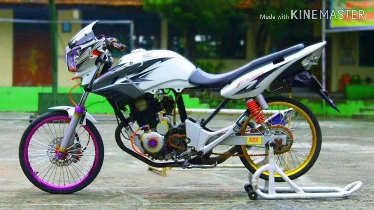 Honda Tiger Jari Jari By Anak Tani Ngapak