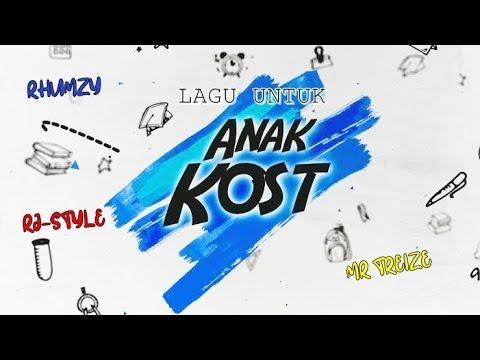 Lagu Paling Legend Untuk ANAK KOST (2016)