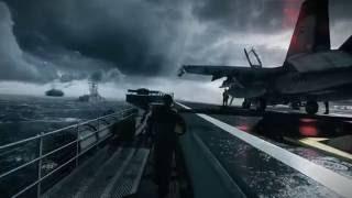 Battlefield 3 F-18 Mission *Ultra Settings* [ 60fps ]