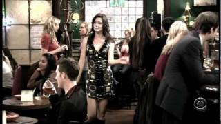 Barney and Robin | Out On The Town - Fun.
