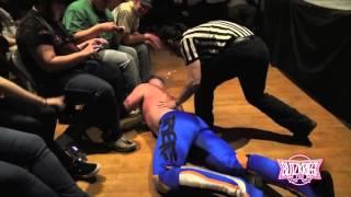 EXCLUSIVE: Blitzkrieg Pro! Wrestling - Brian Myers vs Donovan Dijak
