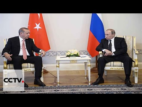 Presidents Putin & Erdogan take steps to rebuild relations
