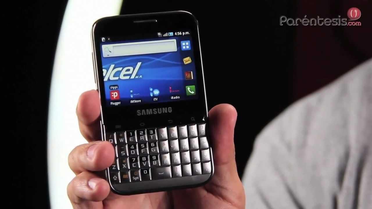 samsung galaxy pro b7510 youtube rh youtube com Samsung Galaxy S I9000 Harga Samsung Galaxy Pro B7510