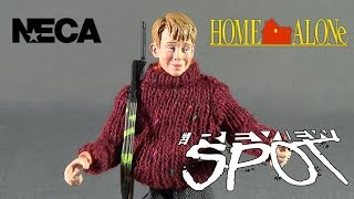toy spot neca home alone retro cloth kevin mccallister