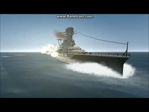 Silent Hunter 3 Battles: HMS Duke of York Versus IJN Hyuga