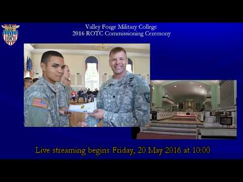 VFMC Commissioning Ceremony